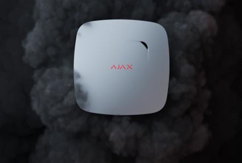 Пожарная сигнализация AJAX